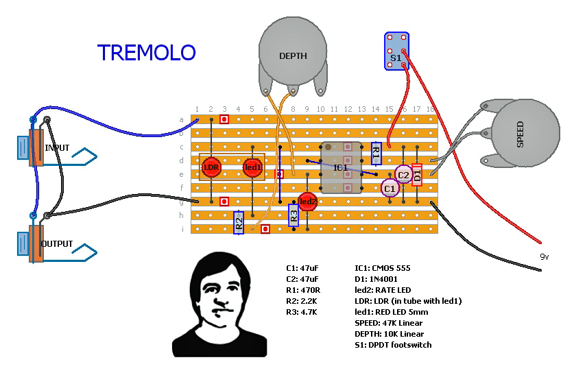 diy reverb schematic  diy  get free image about wiring diagram